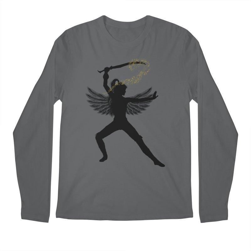 Female Warrior Men's Longsleeve T-Shirt by Dream BOLD Network Shop