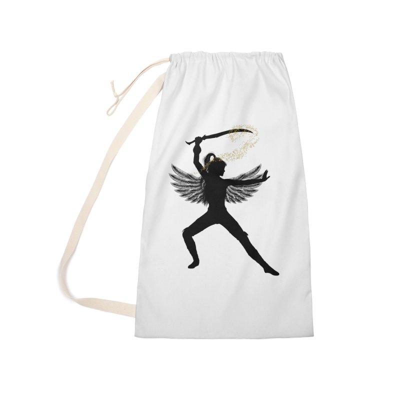 Female Warrior Accessories Bag by Dream BOLD Network Shop