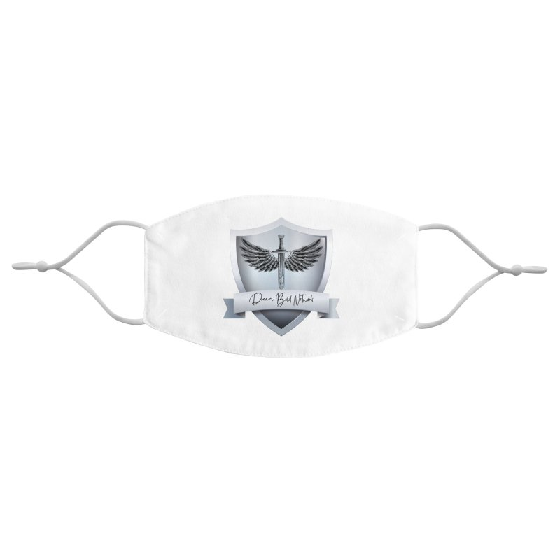 Dream Bold Shield Accessories Face Mask by Dream BOLD Network Shop