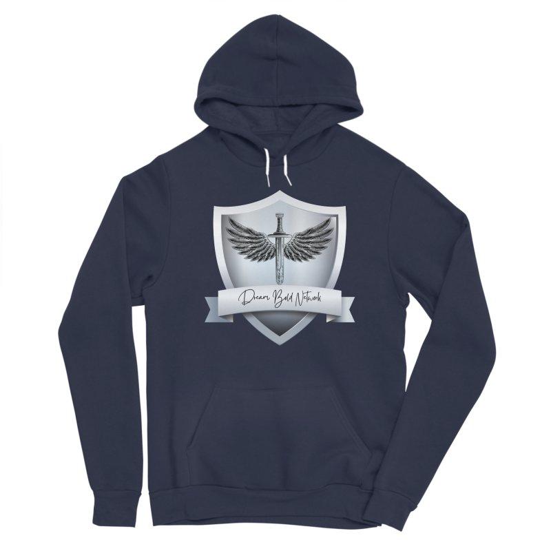 Dream Bold Shield Women's Pullover Hoody by Dream BOLD Network Shop