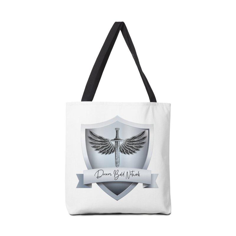 Dream Bold Shield Accessories Bag by Dream BOLD Network Shop