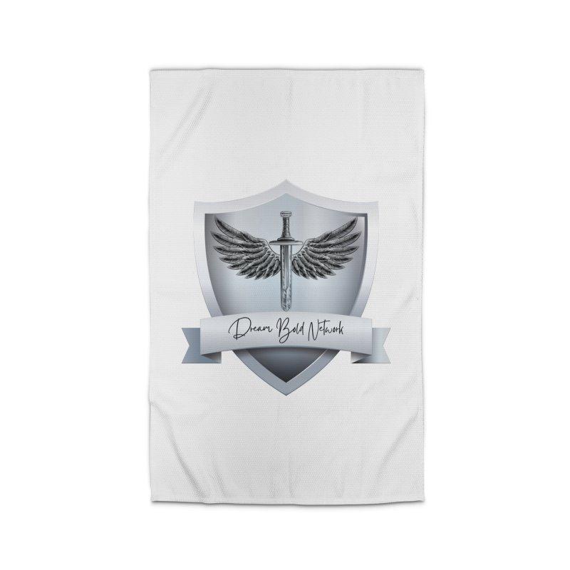Dream Bold Shield Home Rug by Dream BOLD Network Shop