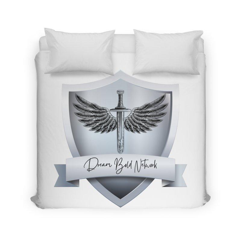 Dream Bold Shield Home Duvet by Dream BOLD Network Shop