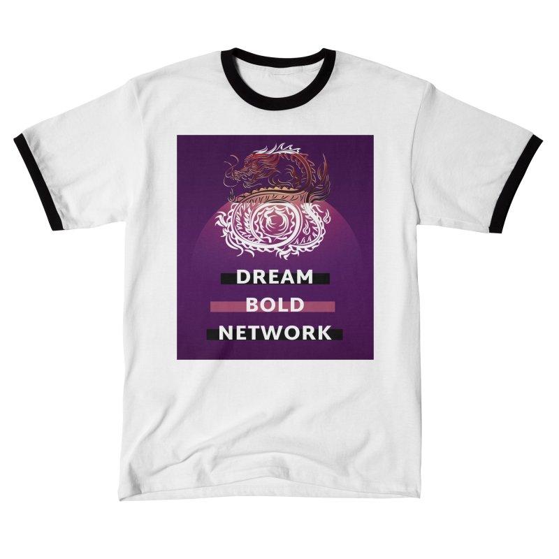 Dream Bold Dragon Men's T-Shirt by Dream BOLD Network Shop