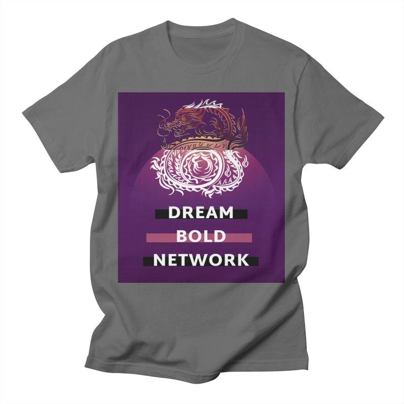 Dream Bold Dragon Women's T-Shirt by Dream BOLD Network Shop