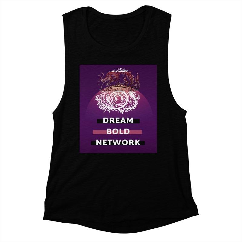 Dream Bold Dragon Women's Tank by Dream BOLD Network Shop