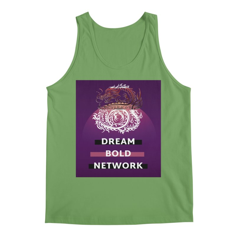 Dream Bold Dragon Men's Tank by Dream BOLD Network Shop