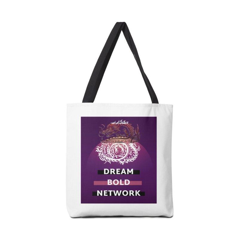 Dream Bold Dragon Accessories Bag by Dream BOLD Network Shop