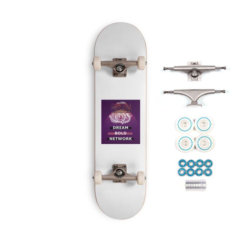 Dream Bold Dragon Accessories Skateboard by Dream BOLD Network Shop
