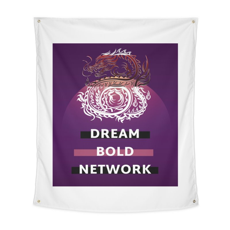 Dream Bold Dragon Home Tapestry by Dream BOLD Network Shop
