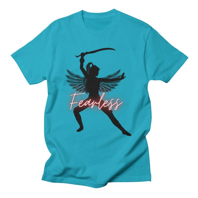 Fearless Female Men's T-Shirt by Dream BOLD Network Shop