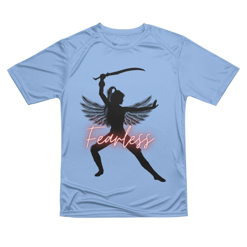 Fearless Female Women's T-Shirt by Dream BOLD Network Shop