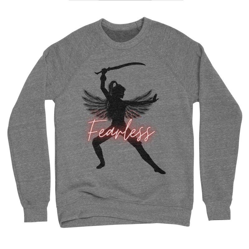 Fearless Female Men's Sweatshirt by Dream BOLD Network Shop
