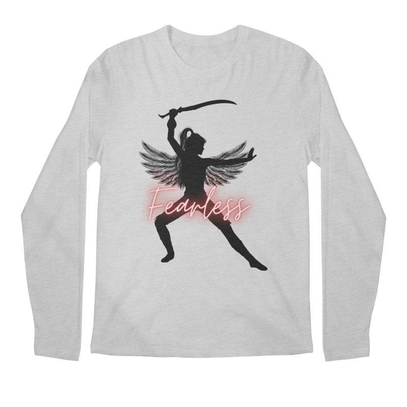 Fearless Female Men's Longsleeve T-Shirt by Dream BOLD Network Shop