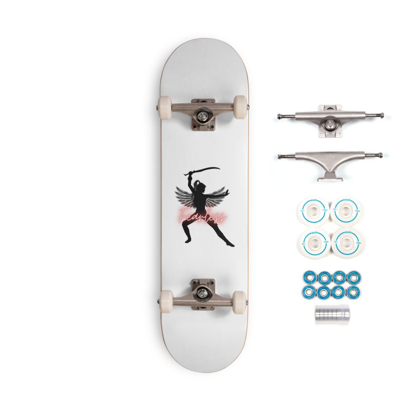 Fearless Female Accessories Skateboard by Dream BOLD Network Shop