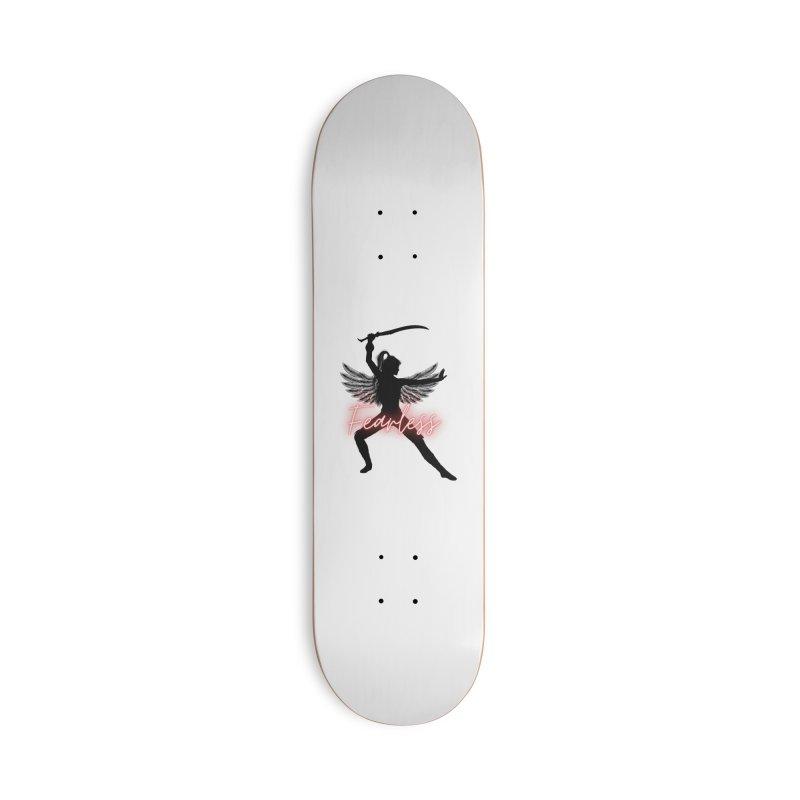 Fearless Female Accessories Skateboard by Dream BOLD Network Shop
