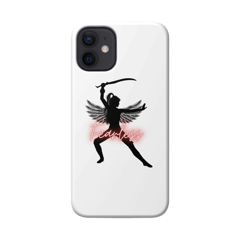 Fearless Female Accessories Phone Case by Dream BOLD Network Shop