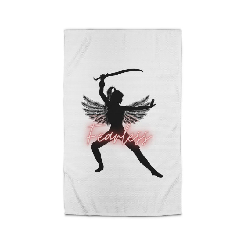 Fearless Female Home Rug by Dream BOLD Network Shop