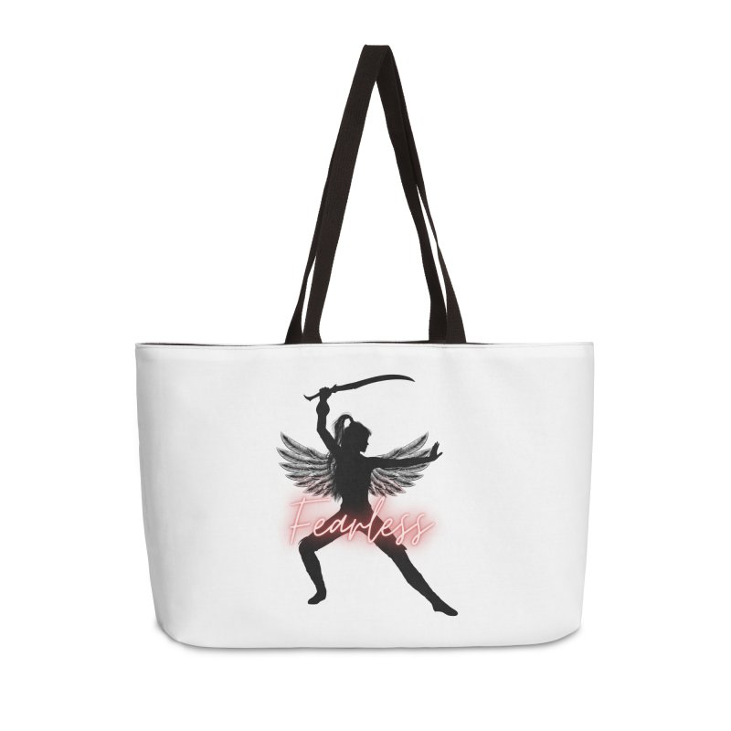 Fearless Female Accessories Bag by Dream BOLD Network Shop