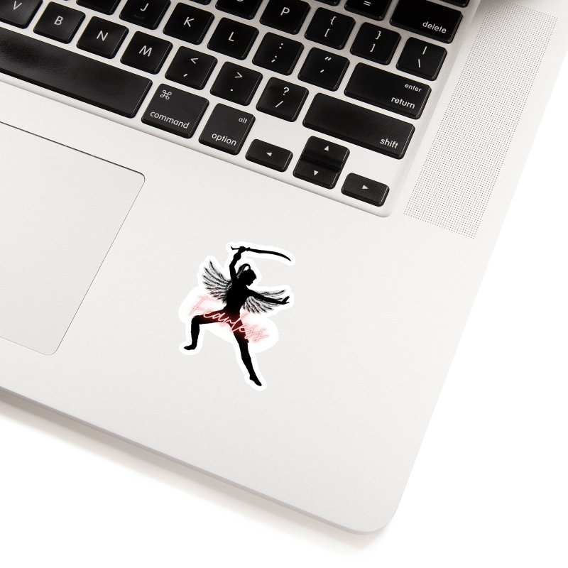 Fearless Female Accessories Sticker by Dream BOLD Network Shop