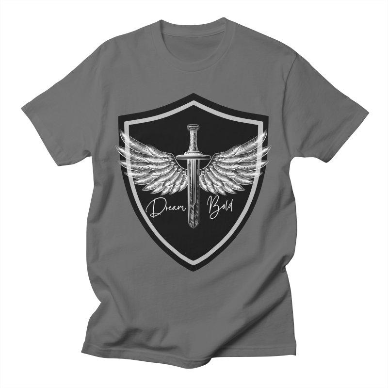 Bold Shield Women's T-Shirt by Dream BOLD Network Shop