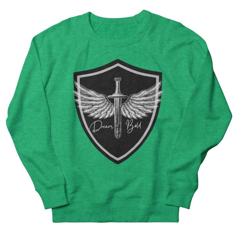 Bold Shield Women's Sweatshirt by Dream BOLD Network Shop