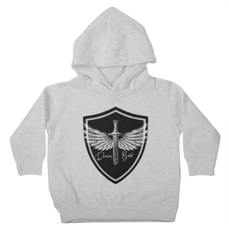 Bold Shield Kids Toddler Pullover Hoody by Dream BOLD Network Shop