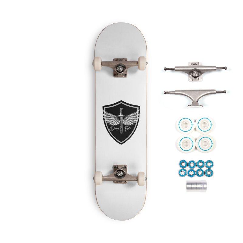 Bold Shield Accessories Skateboard by Dream BOLD Network Shop