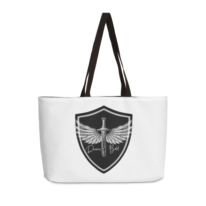 Bold Shield Accessories Bag by Dream BOLD Network Shop