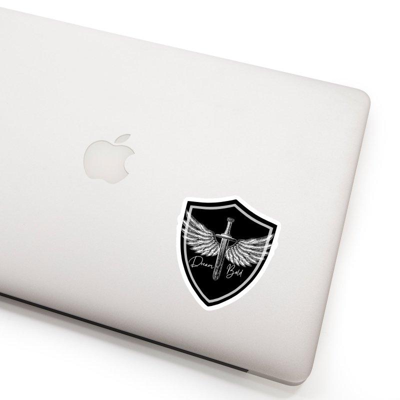 Bold Shield Accessories Sticker by Dream BOLD Network Shop