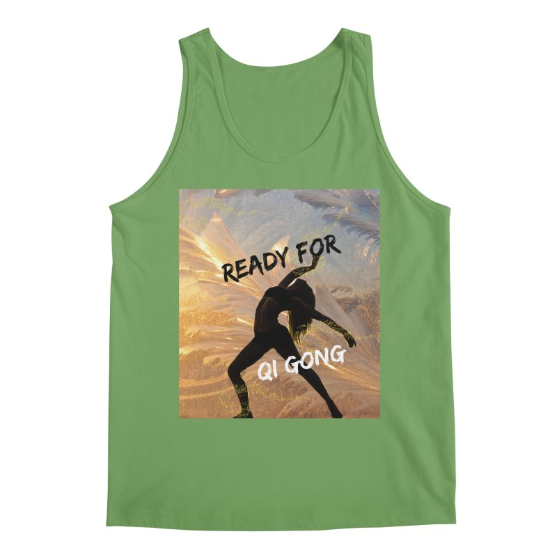 Ready for Qi Gong Men's Tank by Dream BOLD Network Shop