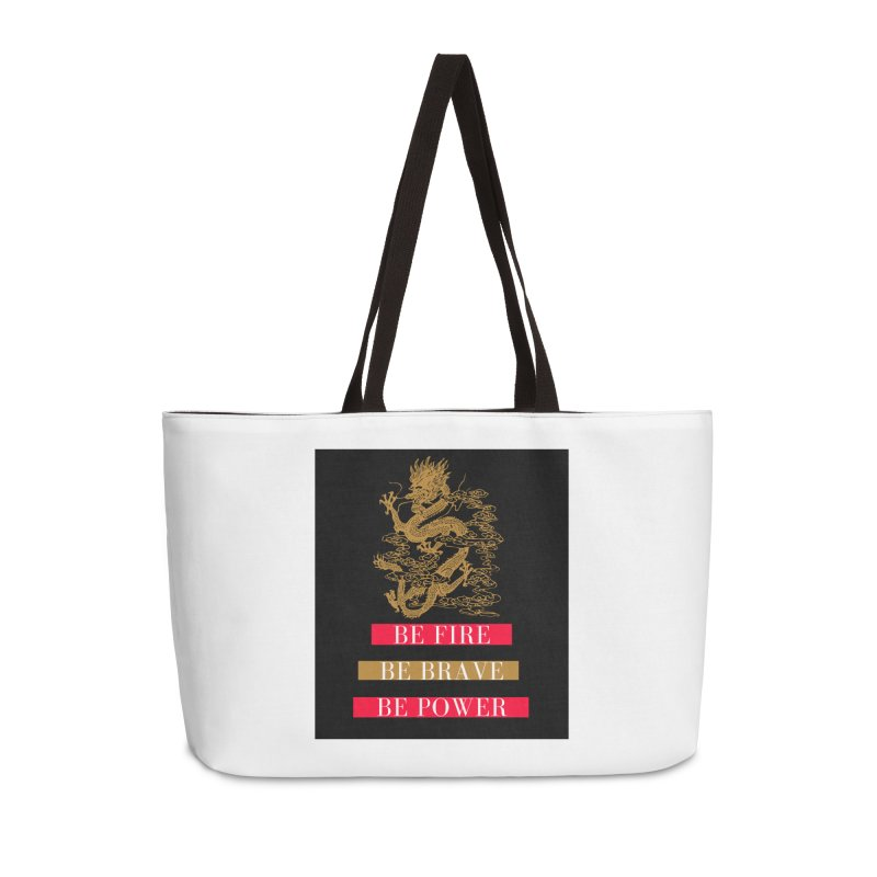 Be Fire Accessories Bag by Dream BOLD Network Shop
