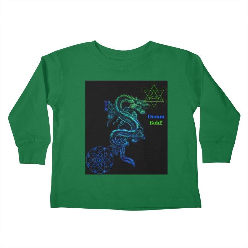 Dream Bold Dragon Kids Baby Bodysuit by Dream BOLD Network Shop