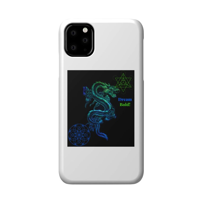 Dream Bold Dragon Accessories Phone Case by Dream BOLD Network Shop