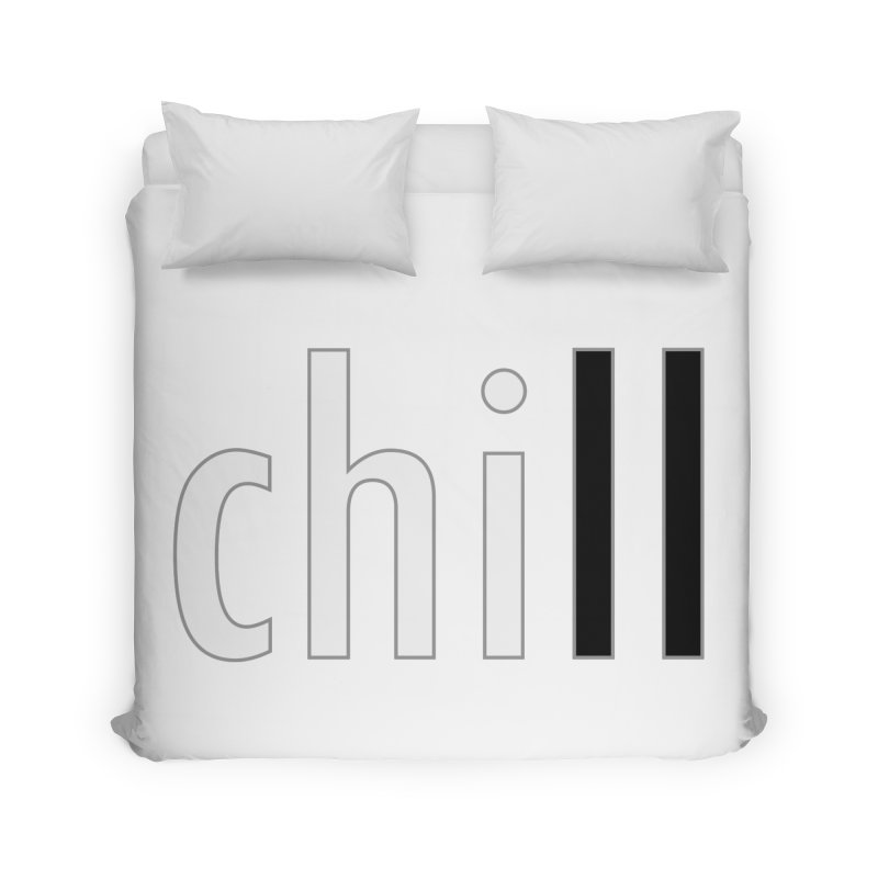CHILL Home Duvet by Dream BOLD Network Shop