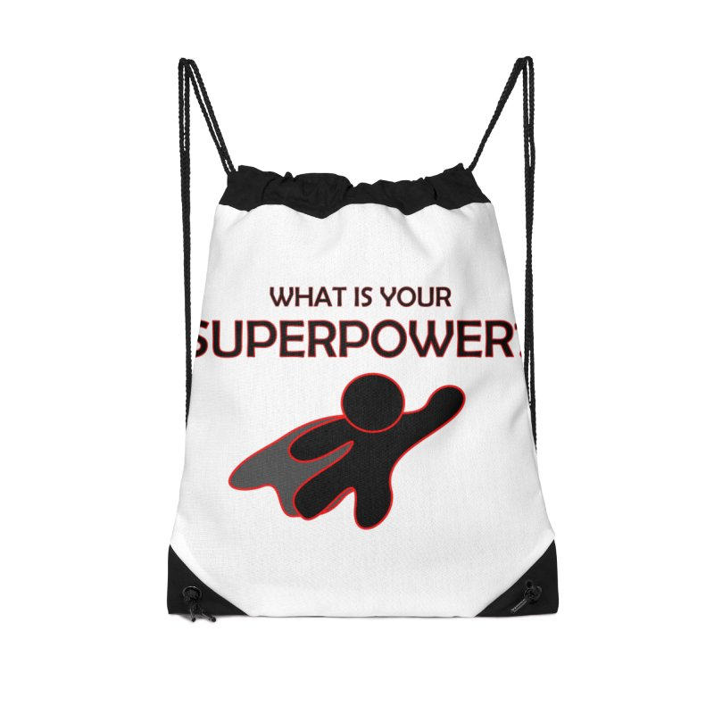 What is your SuperPower 2 Accessories Bag by Dream BOLD Network Shop