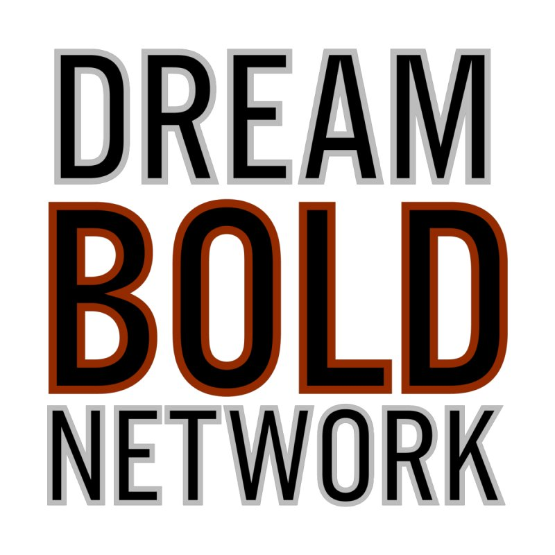 DREAM BOLD NETWORK! Women's Scoop Neck by Dream BOLD Network Shop