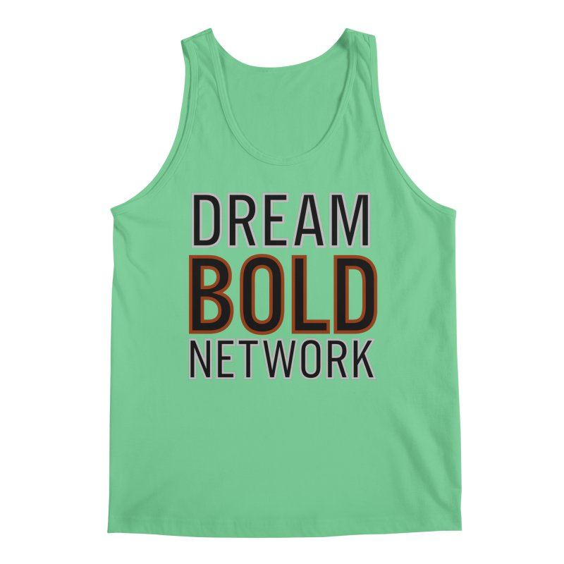 DREAM BOLD NETWORK! Men's Regular Tank by Dream BOLD Network Shop