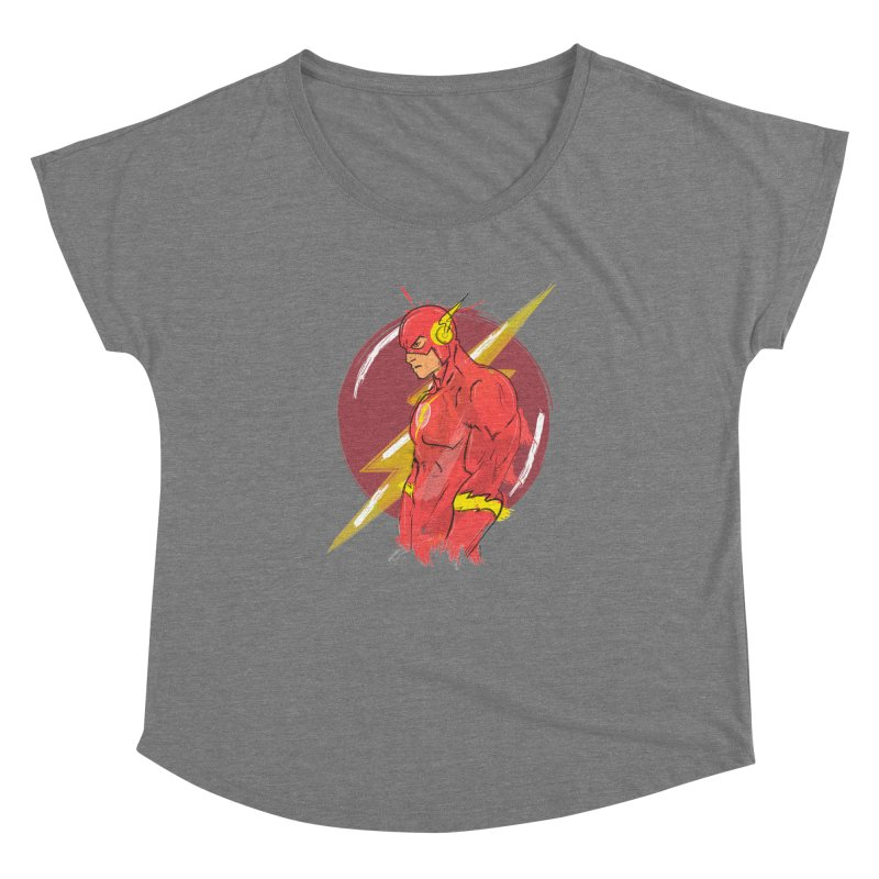 Flash is here! Women's Dolman by dreamer's Artist Shop