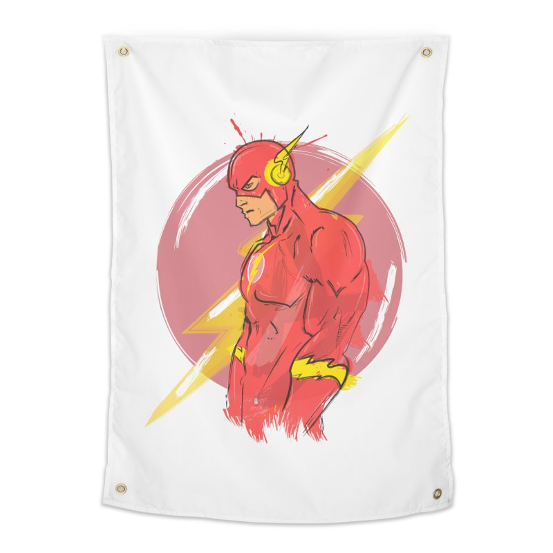 Flash is here! Home Tapestry by dreamer's Artist Shop