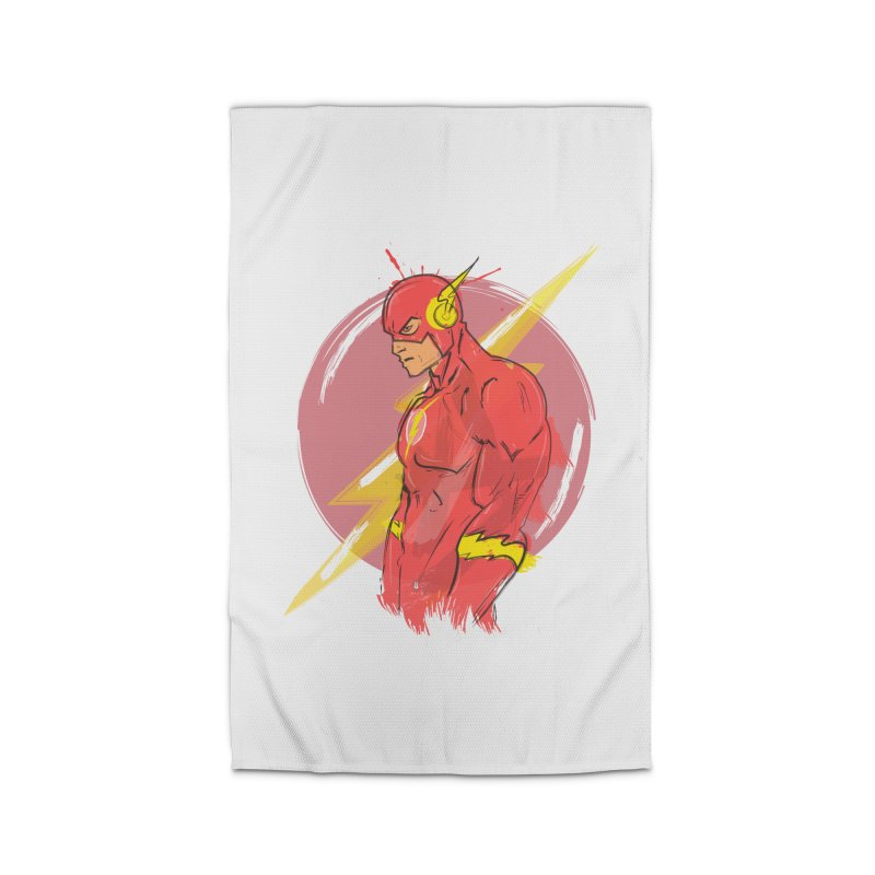 Flash is here! Home Rug by dreamer's Artist Shop
