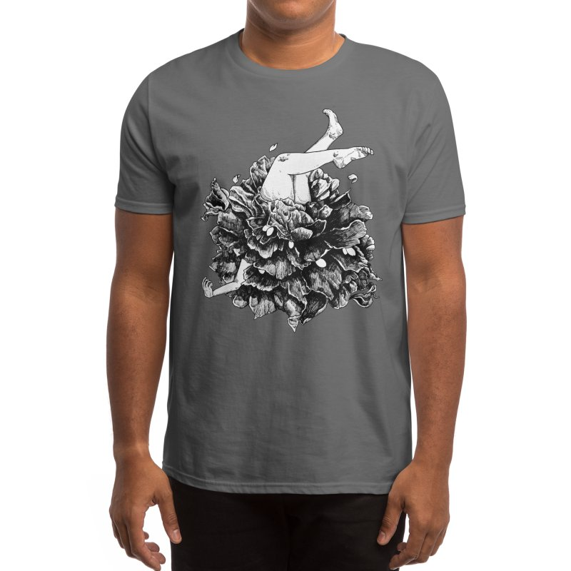Forgotten Spring Men's T-Shirt by The dreamgazer's Shop