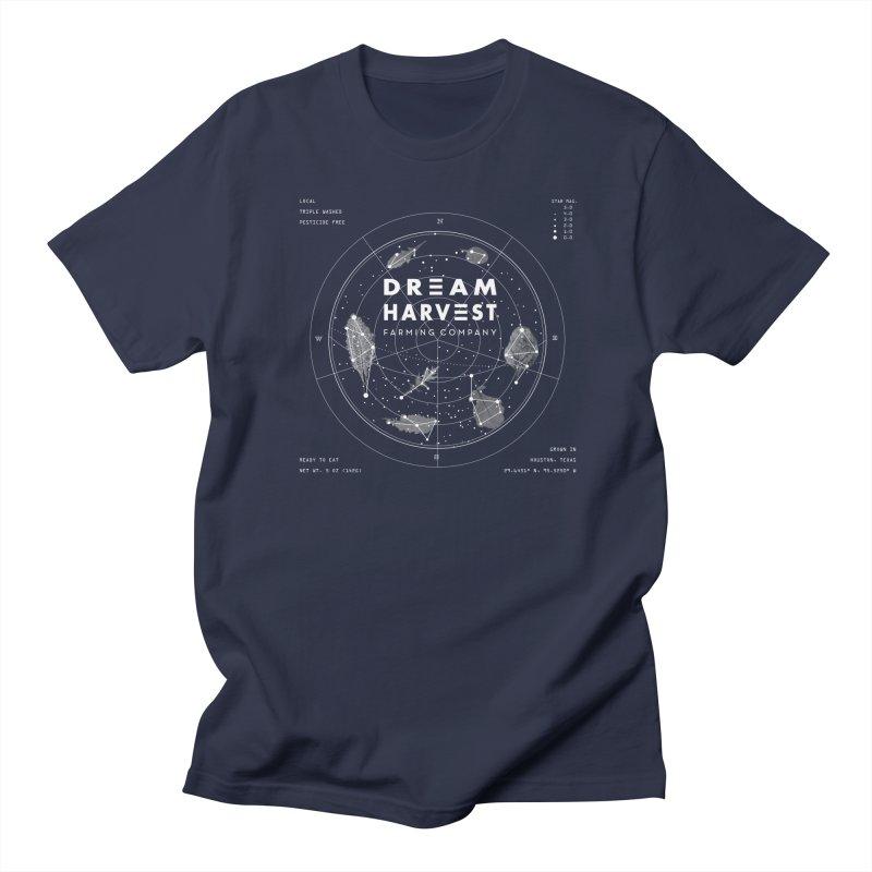 Leafy Constellation Men's Regular T-Shirt by dream harvest's Artist Shop