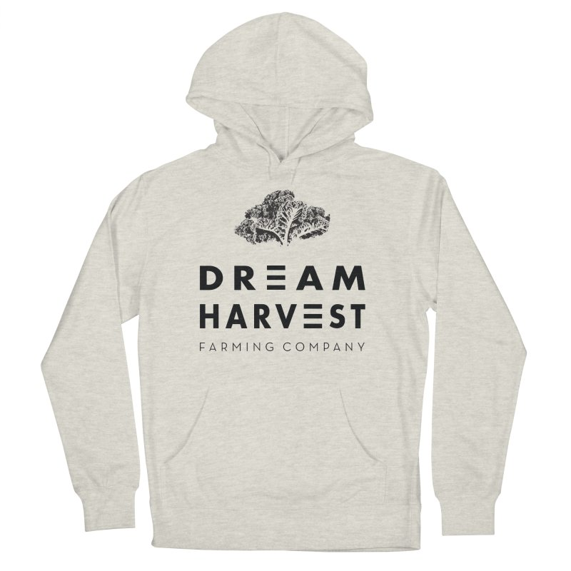 kale head Women's French Terry Pullover Hoody by dreamharvest's Artist Shop