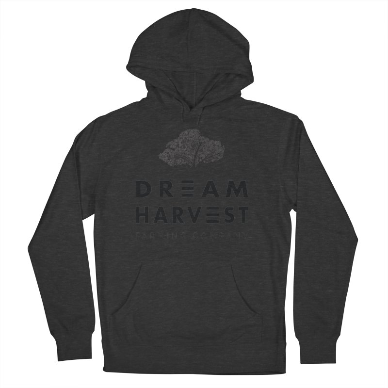 kale head Men's French Terry Pullover Hoody by dreamharvest's Artist Shop
