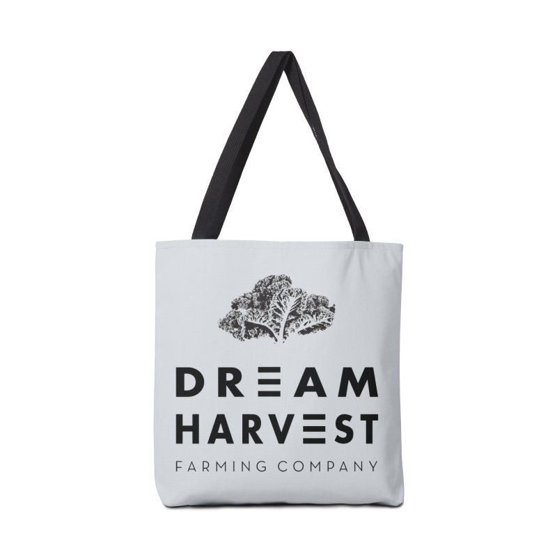 kale head Accessories Tote Bag Bag by dream harvest's Artist Shop