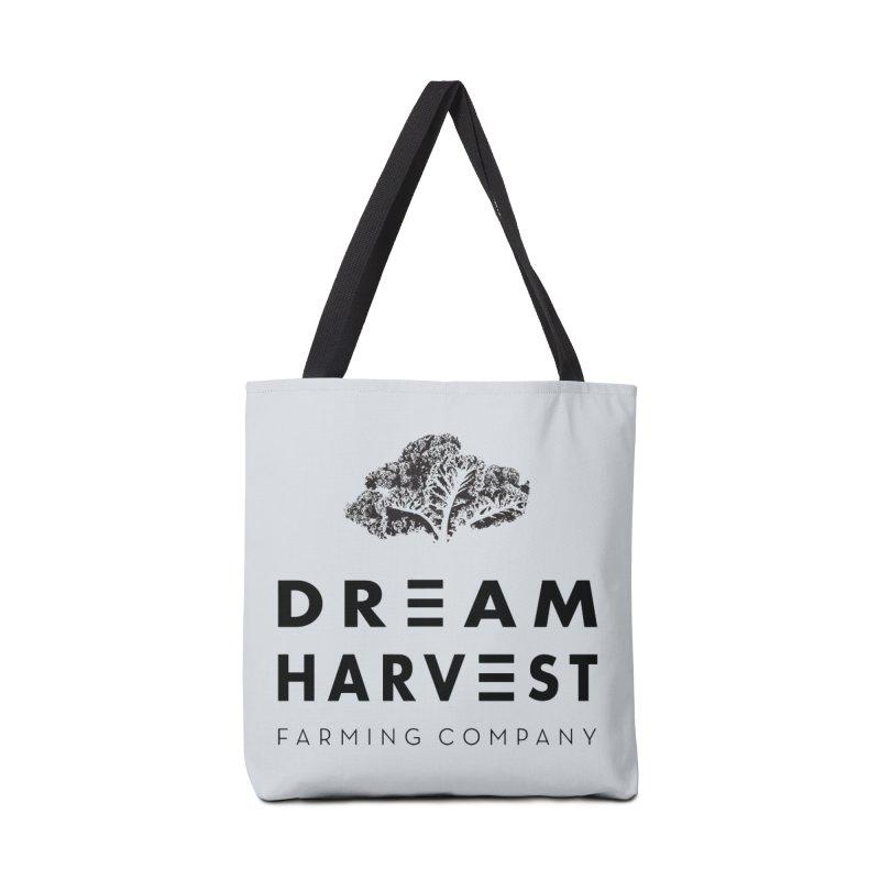 kale head Accessories Bag by dream harvest's Artist Shop