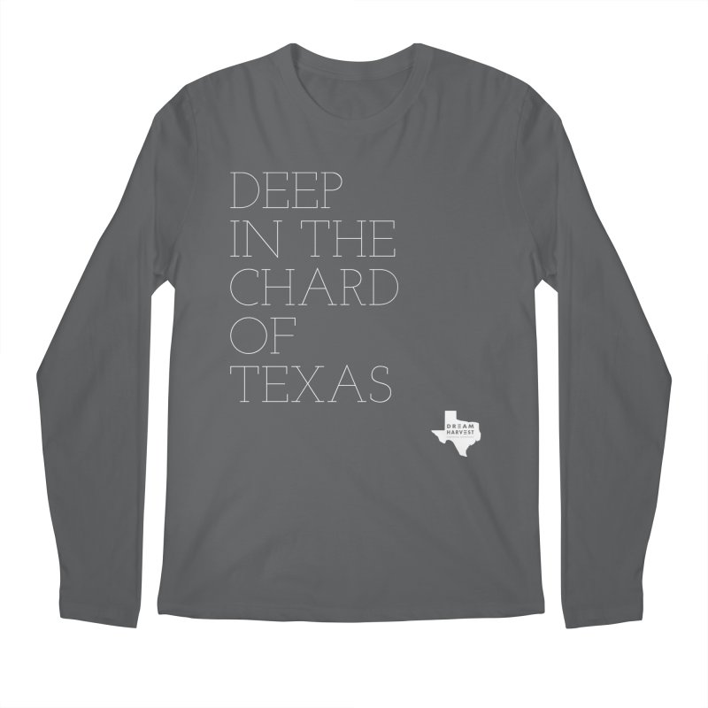 deep in the chard Men's Longsleeve T-Shirt by dream harvest's Artist Shop