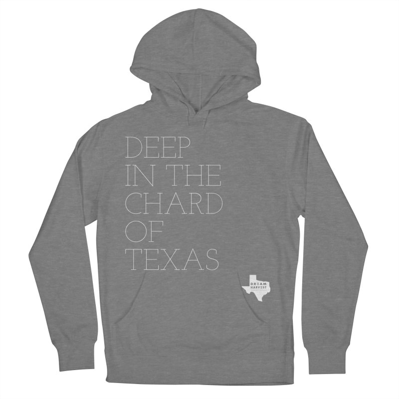 deep in the chard Women's French Terry Pullover Hoody by dream harvest's Artist Shop