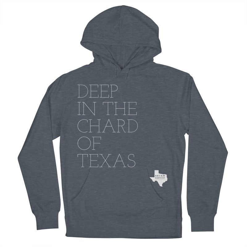 deep in the chard Men's French Terry Pullover Hoody by dreamharvest's Artist Shop
